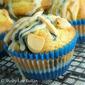 Blueberry Almond Cream Muffins
