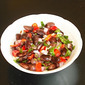 Greek Kastoria Butter Bean Salad (Gigantes Kastorias)