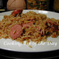 Recipe: Cajun Rice and Kielbasa Skillet