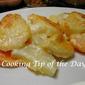 Recipe: Russet and Sweet Potato Au Gratin