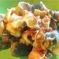 Lumaconi with Parmesan and Eggplants