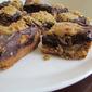 Food Blogger Bake Sale---Oatmeal Fudge Bars