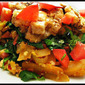 Mee Prata (Fried Prata Noodles)