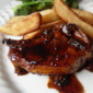 Soy and Ginger Glazed Pork Chops
