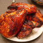 Sweet n Spicy Plum Glazed Chicken