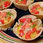 Recipe: Mini Mexican Cheesy Corn Snack Cups
