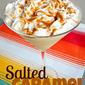 Salted Caramel Milkshake {Holiday Recipe Club: Cinco de Mayo}