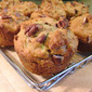 Zucchini Pecan Muffins - Less Effort on the Back End