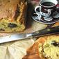 Cake au Fromage et Pruneaux
