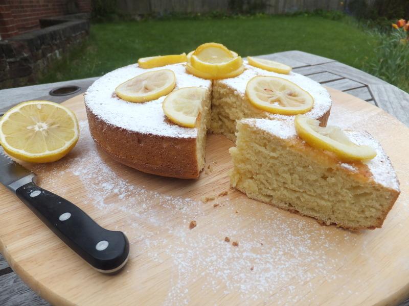 Lemon Yogurt Cake Self Raising Flour