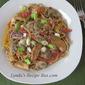 Cajun Chicken Pasta - On the Lighter Side