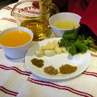 Mojo-Cuban Citrus Garlic Sauce