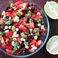 Black Bean and Corn Dip (Or Salad…or Salsa…)