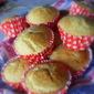 Honey Cornbread Surprise Muffins