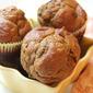 Healthier Pumpkin Muffins