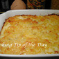Recipe: Cheesy Ham and Hash Brown Casserole