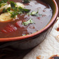 Black Bean Soup with Bananas