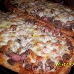 Date Nite/Movie Nite In Deep Dish Pizzas