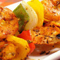 Spicy Drunken Shrimp Kabobs + Zydeco Fun