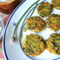 Meatless Monday: Chickpea Fritters