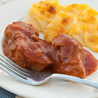 BBQ Ribs in the Slow Cooker