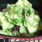 Cilantro and Olive Ravioli Salad
