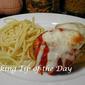 Recipe: Chicken Eggplant Aubergine (Parmesan)