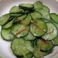 Oi Namul ( Korean Cucumber Salad)