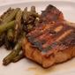 10/26/09 - Boneless Pork w Garlic Green Beans