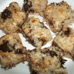 """Almond Joy"" Macaroons"