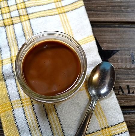 Mocha Latte Pudding Cups
