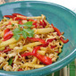 Pineapple and Red Pepper Noodle Salad - Recipe for Ramen Noodle Salad