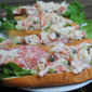 Welcome summer: Lobster rolls
