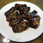 Chicken Wings: Doenjang Molasses Chili Bourbon Chicken Wings Recipe