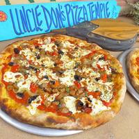 Philly Pizza at Chez Bullhog