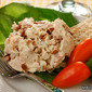Curry Chicken Salad with Tarragon and Sliced Almonds
