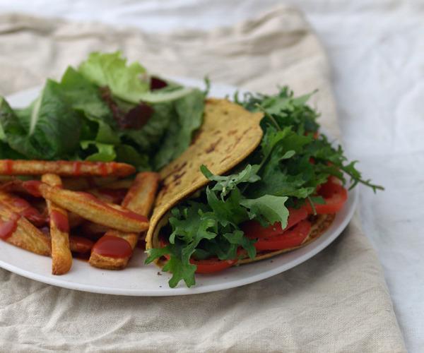 Soy-Free Vegan Omelettes