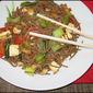 Stir-Fried Soba Noodles with Veggies