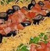 Brisket Salpicon de Res Salad for a Large Group (Beef Salad)
