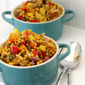 Moroccan Toasted Couscous with Spiced Honey Citrus Dressing