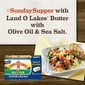 White Bean Ragout with Grilled Garlic Bread - LAND O LAKES® Giveaway #SundaySupper