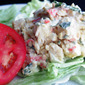 Summer Seafood Egg Salad