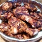 Grilled Chicken with Curry Spice Paste