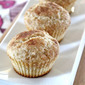 Snickerdoodle muffins: a recipe