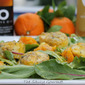 Saucy Clementine Scallops and O Olive Oil