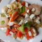 Vegetable Shrimp Pasta Salad