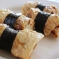 Deep Fried Seaweed Beancurd Rolls