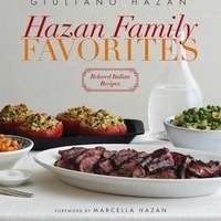 Tomato, Butter and Onion Sauce and the 'Hazan Family Favorites' Cookbook