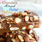 June's Secret Recipe Club - Chocolate Almond Pretzel Toffee