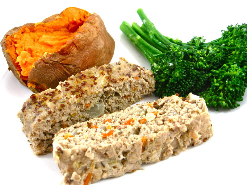 how to cook turkey loaf